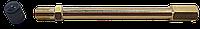 Удлинитель вентиля 100 мм (латунь + колпачок)