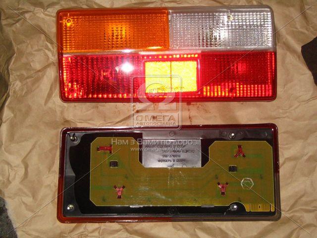 Фонарь правый ВАЗ 2107 задний (ДААЗ). 21070-371601000