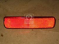 Световозвращатель (катафот) в бампере заднем левый ВАЗ 2111 (ДААЗ). 21110-371613900