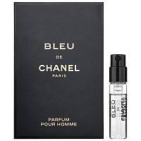 Chanel Bleu de Chanel Parfum, мужские духи, 1.5 мл