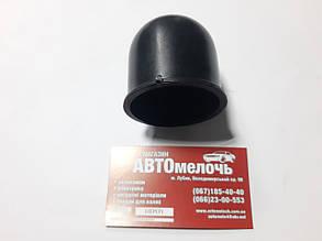 Пильовик (ковпак) фаркопа пластиковий чорний