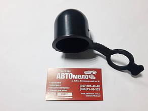 Пильовик (ковпак) фаркопа гумовий чорний