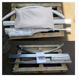 Каркаси теплиць «Алмір» шириною 5 м під плівку з квадратної оцинкованої труби 30х30х1,5 мм, фото 6