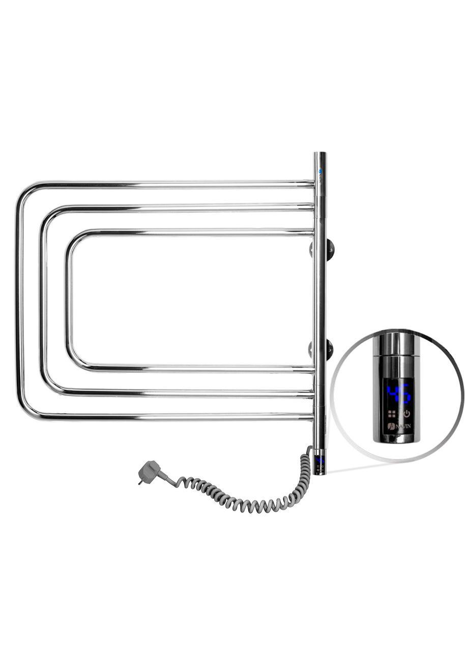 Полотенцесушитель Веер 600х600 Sensor правый поворотный с таймером 10-026033-6060