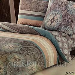 """""""восточные мотивы"""" постельное белье Elway Premium евро размер 200*220 см,ткань сатин 100% хлопок"""