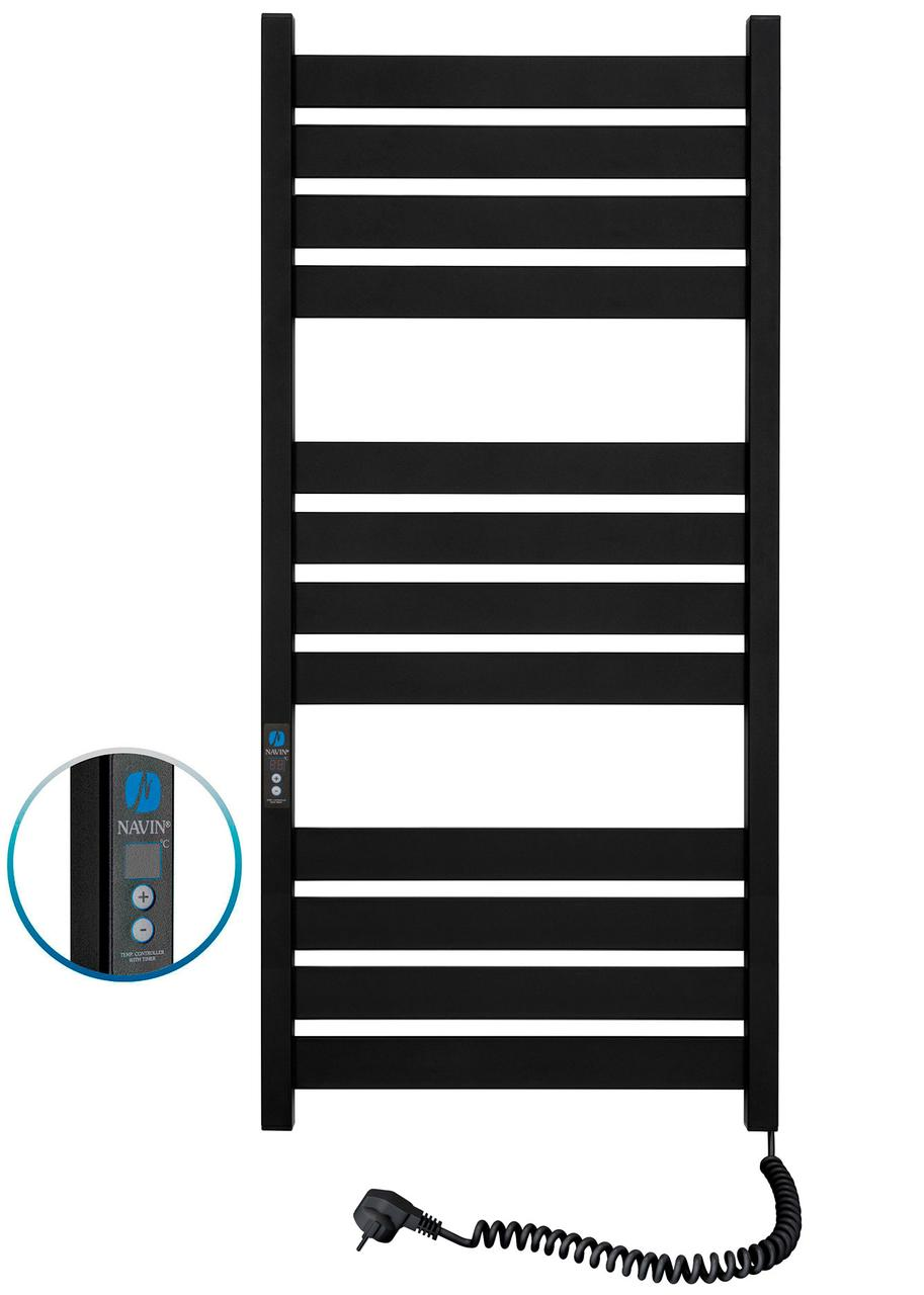 Полотенцесушитель Largo 500х1200 Digital правий (чорний муар) 12-244052-5012