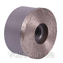 Фреза гайка алмазний Distar DGM-S 49/M14 Hard Ceramics 100/120