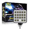 Противотуманки, DXZ 20 Вт, 12-60 В, робочий свет, Combo beam