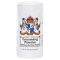 Crown Royale Grooming Powder 450г  пудра для тонкой и шелковистой шерсти собак