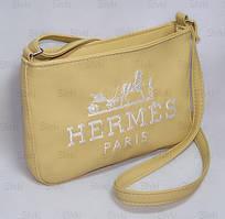 """Сумочка """"Міпі"""" - №238 """"Hermes"""" бежева"""