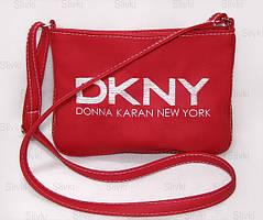 """Сумочка """"Міпі"""" - №239 """"DKNY"""" червона"""
