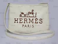 "СУМОЧКА ""МINI"" - №238 ""Hermes ""- белая, фото 1"