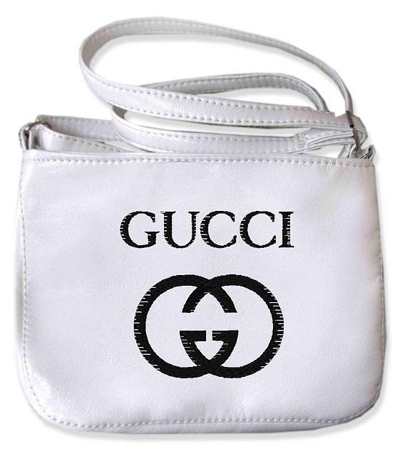 "СУМОЧКА ""МINI"" - №234 ""Gucci"" - белая"