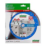 Диск алмазный Distar 230 Turbo Extra Мах 5D, фото 2