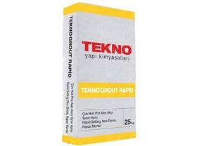 Самовыравнивающаяся наливная ремонтная смесь Teknogrout Rapid (25 кг)