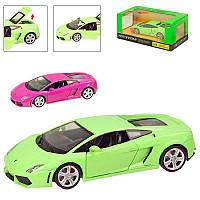 Машинка игровая автопром Lamborghini Gallardo .