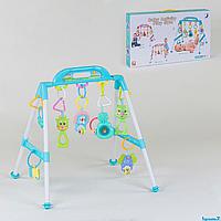 Игровой центр для детей 2016-5 / 2016-6, 7 погремушек в наборе, звук, в коробке