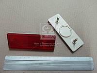 Световозвращатель (катафот) красный ВАЗ 2103, 2106 (ОАТ-ОСВАР). 2106-3726510