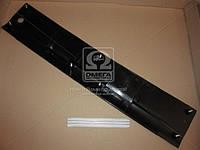 Накладка (планка) крышки багажника между фонарями ВАЗ 2111 (ДААЗ). 21110-821254000