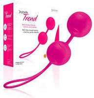 Вагинальные шарики Joyballs, Pink-White