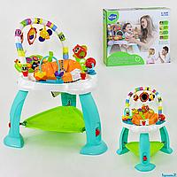 Ігровий центр для дітей 2106, багатофункціональний, звукові та світлові ефекти, в коробці