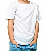 Футболка біла 6-7 років Donella