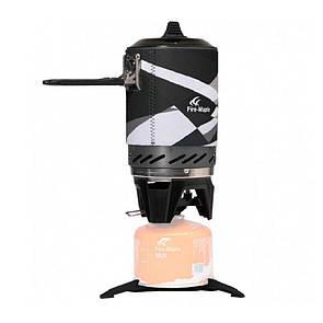 Комбинированная система для приготовления пищи Fire-Maple FMS-X2 Черная