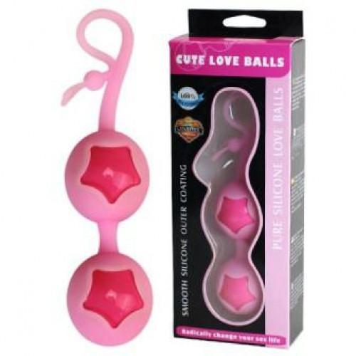 """Шарики """"Cute Love Balls"""" - """"Любовные шары"""""""