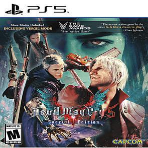 Devil May Cry 5: Special Edition (З російськими субтитрами) PS5