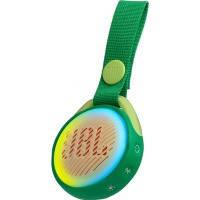 Портативная акустика JBL JR POP Green (JBLJRPOPGRN)