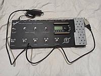 Гітарний процессор Fender Mustang Floor б/в