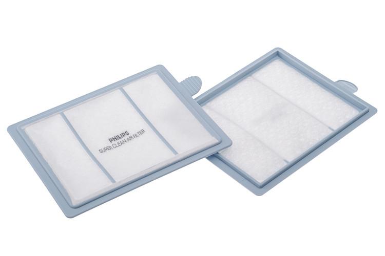 Комплект микрофильтров для пылесоса Philips FC8030/00