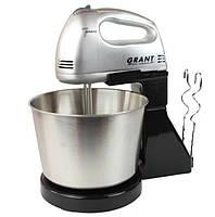 Миксер GRANT 1505 1800W | Кухонный миксер с чашей | Стационарный миксер