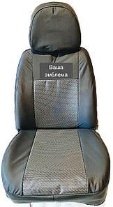 Автомобільні чохли на сидіння Чері Кімо 2007-  Chery Kimo 2007- Prestige модельний комплект