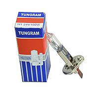 Лампа H1 24V 100W TUNGRAM