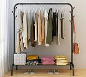 Стойки-вешалки для хранения одежды и обуви