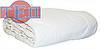 Двуспальное демисезонное одеяло с холлофайбером White Collection Теп