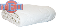 Двухспальное демисезонное одеяло с холлофайбером White Collection Теп