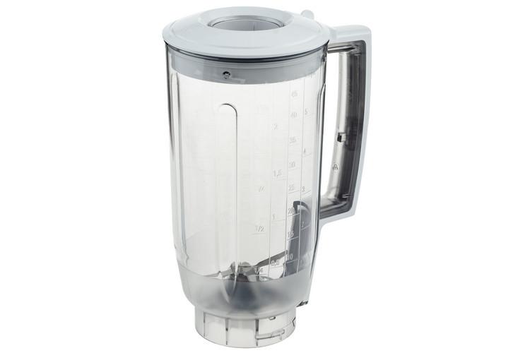 Чаша блендера 1250ml для кухонного комбайна MUM5 Bosch 703198 (MUZ5MX1)