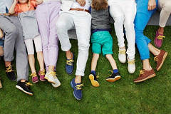 Доступная обувь для всей семьи