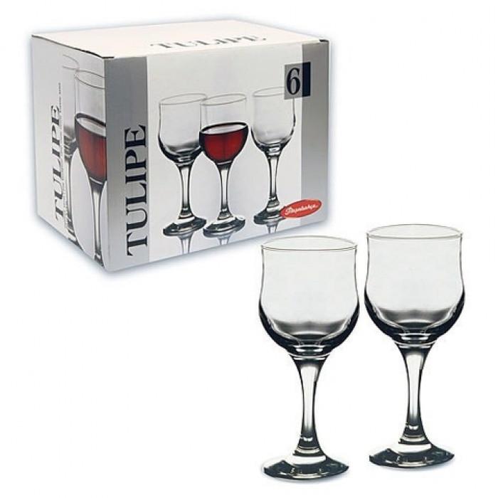 "Бокалы для вина,воды ""Тулип"""