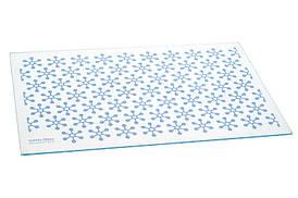 Полка стеклянная для холодильника 494х310mm (универсальная)