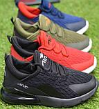 Детские кроссовки Nike Air Max 270 Rad найк аир макс красный р31-36, копия, фото 2