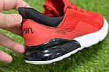 Детские кроссовки Nike Air Max 270 Rad найк аир макс красный р31-36, копия, фото 3