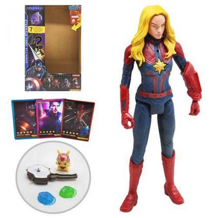 """Фигурка """"Супергерои MARVEL: Капитан Марвел"""" LK4005"""