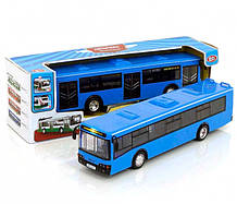 Автобус из серии Автопром, синий