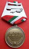 Медаль Ветерана Південна група військ з документом №420, фото 2