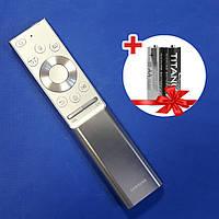 Пульт для телевизора SAMSUNG BN59-01300J/BN59-01300D/BN59-01300E сенсорный, металлический