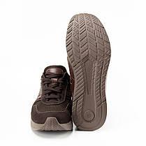 Тактичні Кросівки Літні Ньютон нубук тканина CORDURA Чорний, фото 3