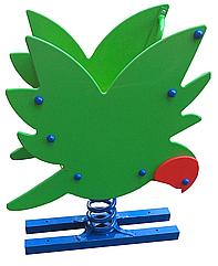 Гойдалка на пружині Папужка